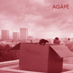 JoJo's Mixtape Cover for 'Agape'