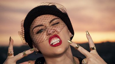 Miley is 'bout that life!