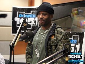 DMX @ The Breakfast Club