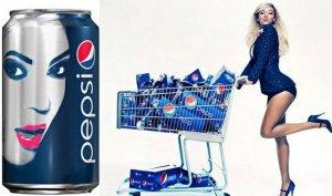 Beyonce With Pepsi
