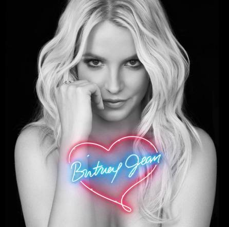 Britney Spears' 'Britney Jean' album cover