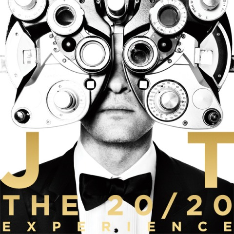 Justin Timberlake 'The 20/20 Experience'