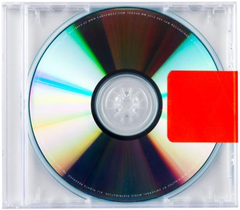 Kanye West: 'Yeezus'