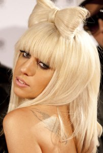 Lady GaGa in 2009