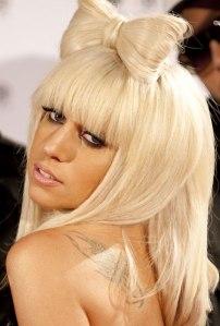 Lady GaGa in 2009